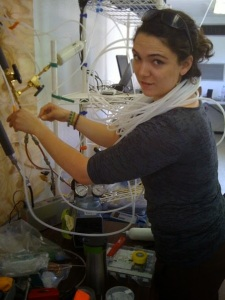 Amber Ortega science