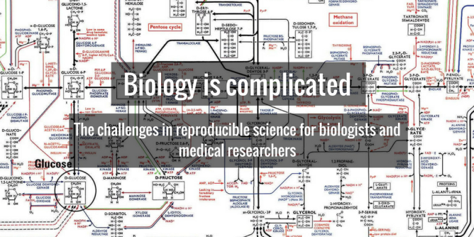 Biology is complicated